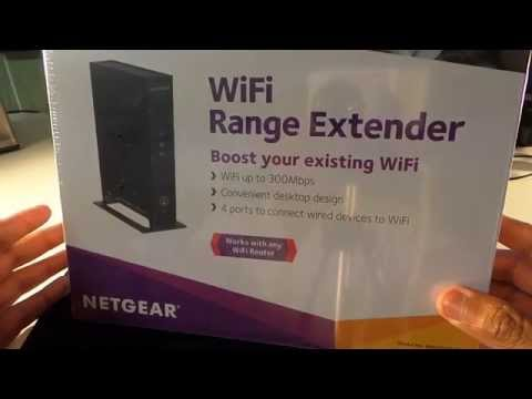 hook up netgear range extender Netgear ex3700 wi-fi range extender (ac750) single-band extenders connect to your router and broadcast their own signals on the same band, and that.