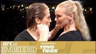 Embedded: UFC 231 - Episódio 4