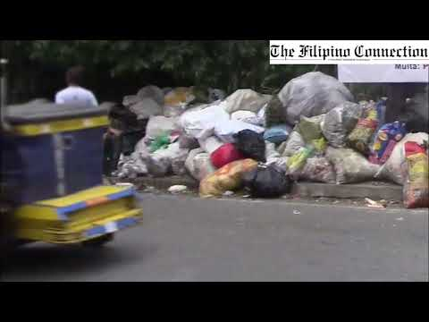 Illegal dumping in Lipa City caught on cam