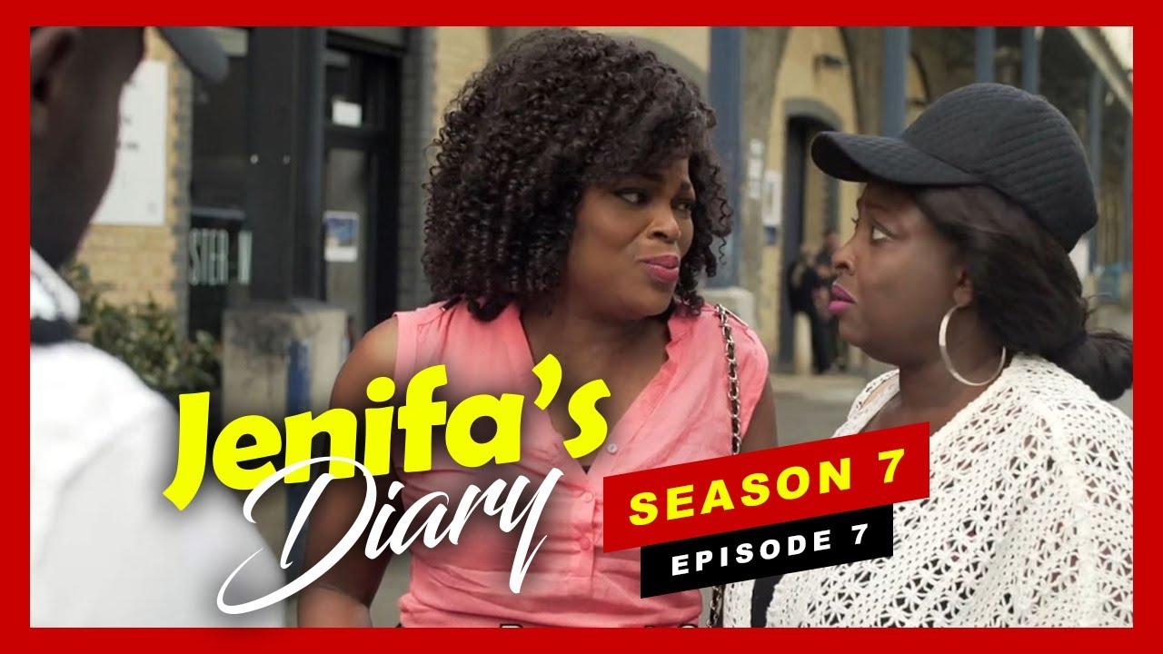 Download Jenifa's Diary S7EP7 - Lost And Found | Jenifa In London