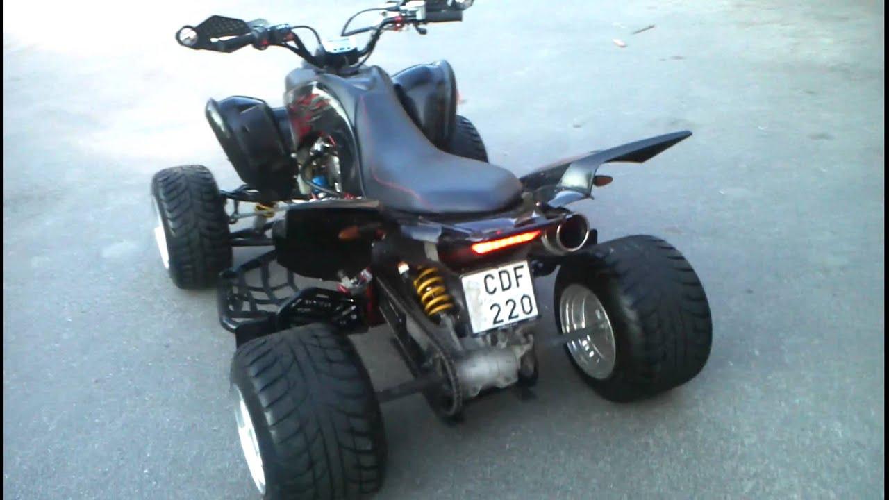 Yamaha Raptor  Turbo Kit For Sale