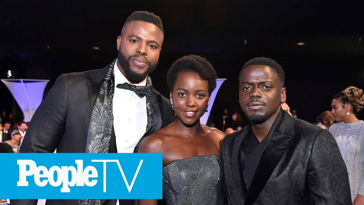 Black Panther's Winston Duke On How Lupita Nyong'o Supported Him | PeopleTV