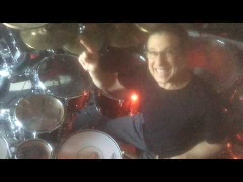"""mike mangini: Post Warm up - application to """"Surrounded"""""""