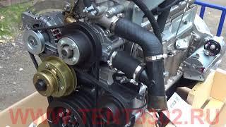 двигатель УМЗ 4216 Евро 3 на Газель Бизнес 4216.1000402-70