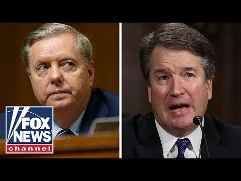 Graham slams Democrats, vigorously defends Kavanaugh