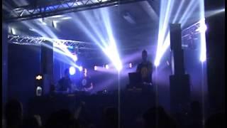 DJ Ogi - LivePA @ Student Day Festival (Ex Port Delta, Rijeka) (31.05.2014.)