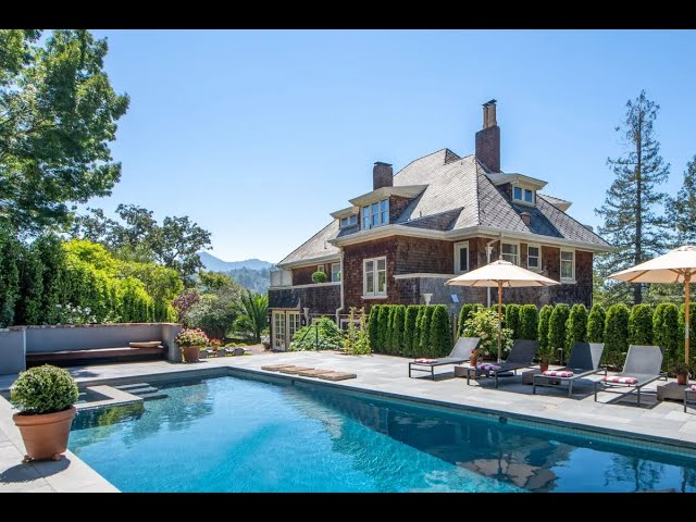 Significant Historical Mansion in San Rafael, California | Sotheby's International Realty