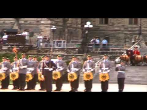 Fortissimo 2011 German Army Band and Drill Team_0001.wmv