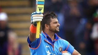 Suresh Raina's 110 runs against Zimbabwe world cup 2015