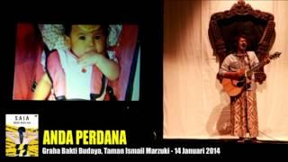 """Pertunjukan """"SAIA"""" karya Djenar Maesa Ayu - Anda Perdana"""