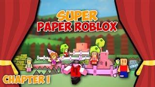 BOX DRAGON (Super Paper Roblox: Prologue and Ch. 1)