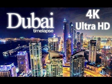 Dubai Timelapse 2013 4k Ultra HD