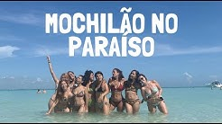 MOCHILÃO NO CARIBE MEXICANO COM 10 MULHERES