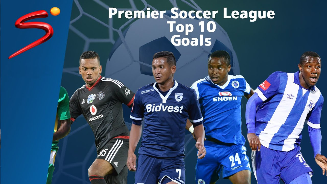 PSL Top 10 Goals – August and September