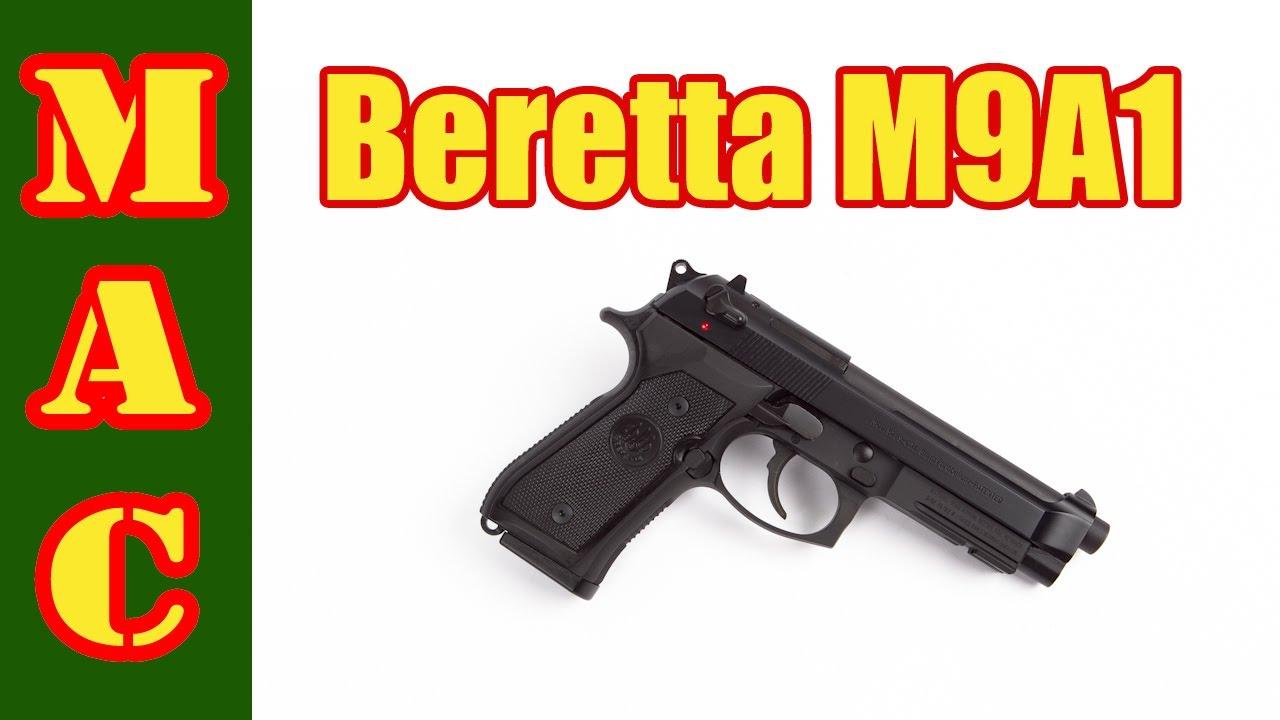 Beretta M9A1 First handgun, accessories? - Calguns net