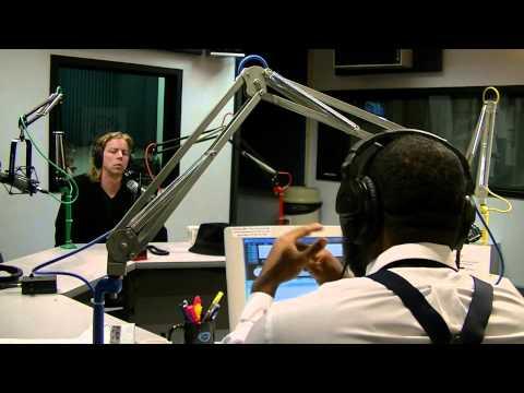 Sterling Witt Interviewed on KCUR radio in Kansas City