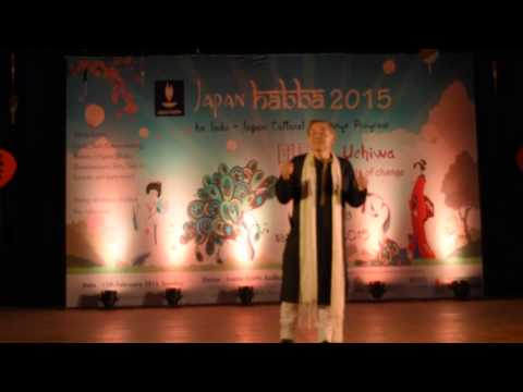 Anisuthidhe Yaako Indu - Karaoke and Dance Japan Habba 2015