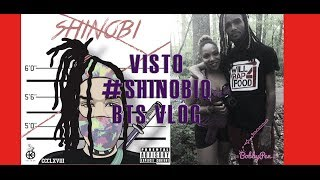 TheBobbyPen.com presents Visto #ShinobiQ | Video shoot for Shinobi
