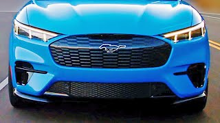 Ford Mustang Mach-E - Mustang Electric SUV?! - Design, Interior, Specs