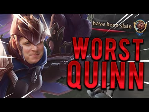 THIS QUINN HAS GOT TO BE THE WORST!! | TOP DYR ..0/3 TO ???? - Trick2G