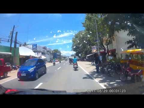 August 29, 2017 Dash cam video compilation bayawan city negros oriental front 1