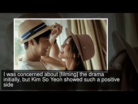 Lee Sang Woo Reveals The Reason Why He Fell For Kim So Yeon