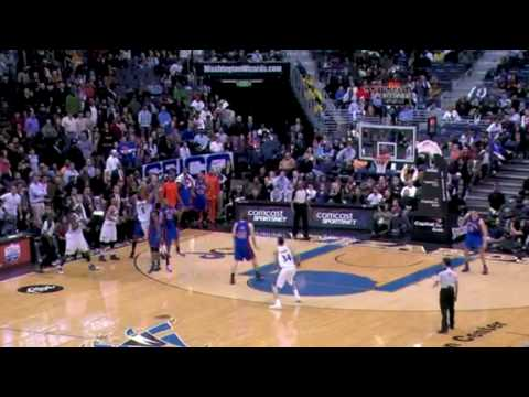 Top 10 plays of the Washington Wizards 2009- 2010