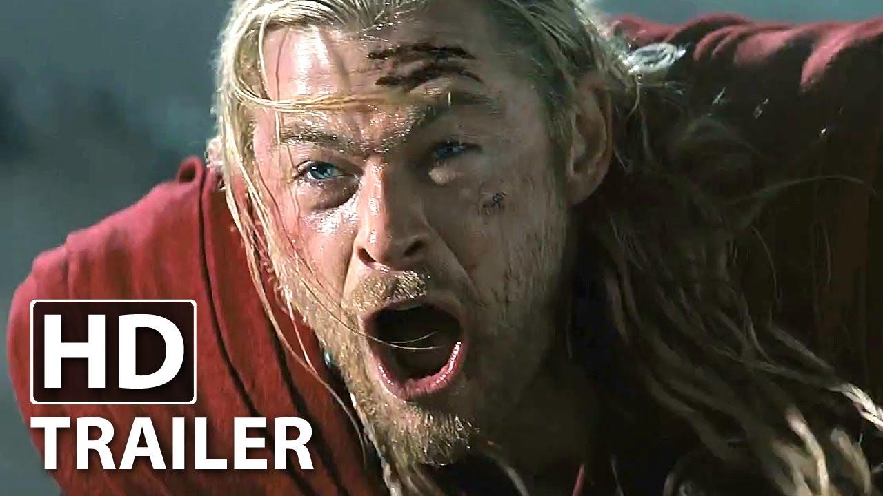 Thor 2 The Dark World Trailer Deutsch German Hd Youtube