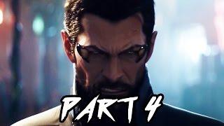 Deus Ex Mankind Divided Gameplay Part 1  Deus Ex Mankind Divided Walkthrough Part 1  Deus Ex Mankind Divided Review Intro Mission 1 Trailer