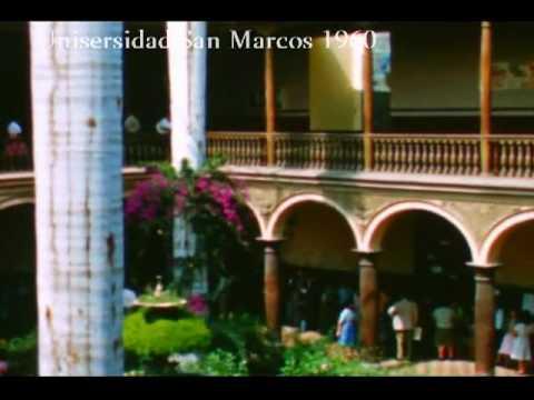 Universidad Nacional Mayor de San Marcos 1960