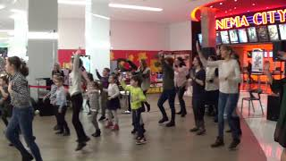 ZUMBA DANCE--BRAILA MALL
