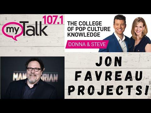 Jon Favreau - College of Pop Culture Knowledge
