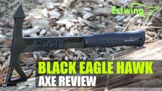 Estwing Black Eagle Tactical Tomahawk Review | OsoGrandeKnives com