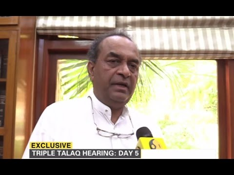 Exclusive: Attorney General Mukul Rohatgi speaks to WION on Triple Talaq