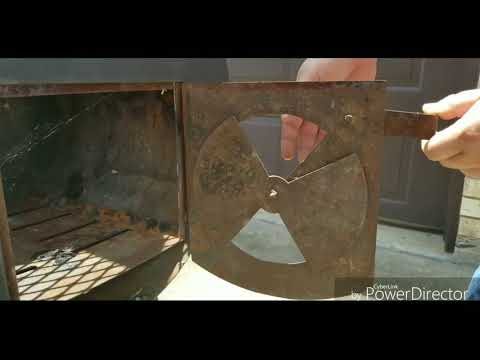 How to clean a BBQ Pit or Smoker
