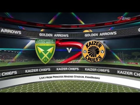 Absa Premiership 2017/18   Golden Arrows vs Kaizer Chiefs