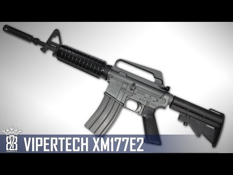 Review: Viper Tech MKX2 / Colt XM177E2 Airsoft GBBR - Reviews - GAS