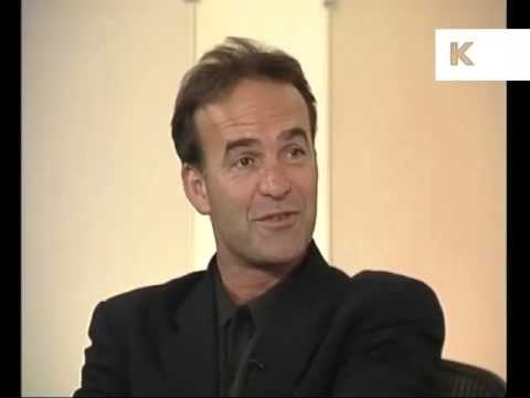 1990s Interview Nick Broomfield on Kurt and Courtney Film