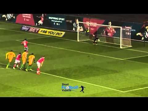 Jay Emmanuel Thomas slowest penalty run up EVER!