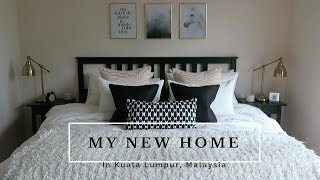 My new home in Malaysia | Vlog | Vithya Hair and Makeup Artist