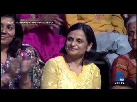 Dance India Dance - Mega Audition 2015