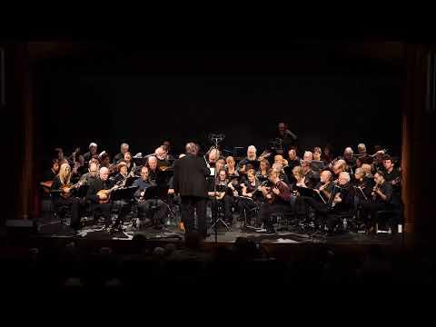 Ciao Philadelphia Mandolin Orchestra Performs Music from Classic Italian Film Scores