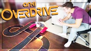 ANKI OVERDRIVE with Denis!