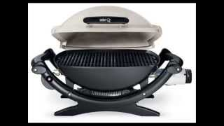 Best Portable Gas Grill - Weber 386002 Q 100 Portable