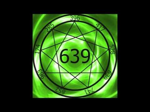 Fréquence 639 htz influence l'équilibre et la tranquilité