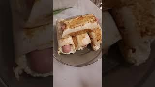 Сосиски с сыром в лаваше Простой и вкусный рецепт из лаваша