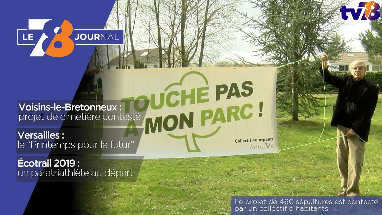 7/8 Le journal. mercredi 13 mars 2019