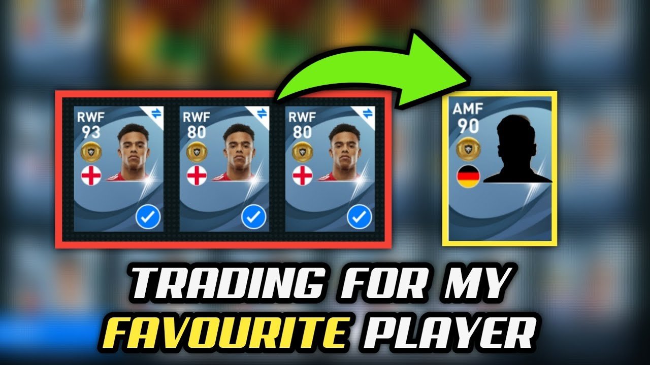 Download Trading for My Favourite Player 🙁❤️