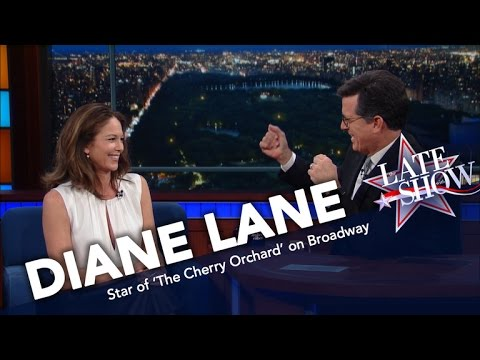 Diane Lane: I Learned Everything The Hard Way