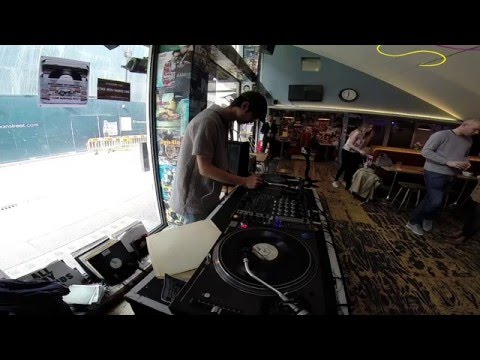 Record Store Day 2016 Dj Question Mark @ Soho Theatre: Part 2